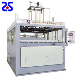 Zs-2018 Thick Sheet Vacuum Forming Machine pictures & photos