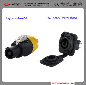 Connector Powercon/Wire Connector/3pin Connector for Electrical Junction Box pictures & photos