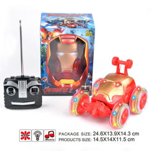 4 CH Remote Control Stunt Car Toy Car (H1472030) pictures & photos