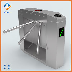 Bridge-Typed Tripod Turnstile Compatible with IC ID Card Used in Metro-Station pictures & photos