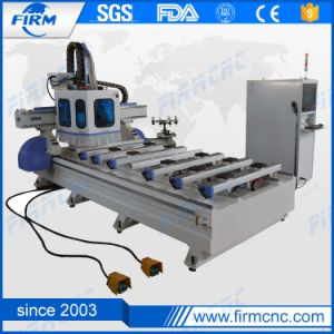 Hot Sale Wooden Door Engraving Cutting CNC Router Machine pictures & photos