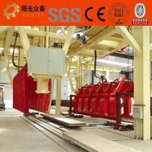 Hydraulic Pressure Small Scale Sand AAC Machine with Overseas Service pictures & photos