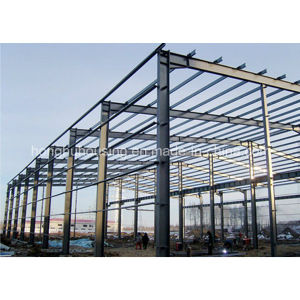 Hot Sale Beautiful and Economical Prefabricated Modular Warehouse/Workshop pictures & photos