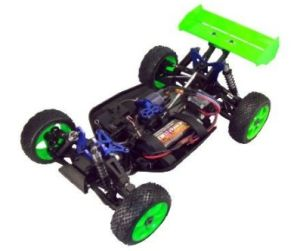 1/8 Electric 4WD RC Stunt Car in Shenzhen pictures & photos