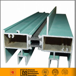 Fluorine Carbon Spraying Coating Aluminum Profiles pictures & photos