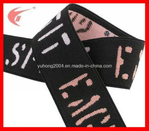 Jacquard Elastic Webbing for Underwear (YH-ET006) pictures & photos