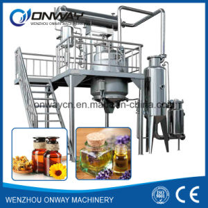 Tq High Efficient Energy Saving Industrial Steam Distillation Distillation Machine Essential Oil Distillation Equipment pictures & photos