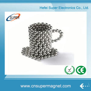 Sintered Permanent (3mm) Neodymium Magnet Balls pictures & photos