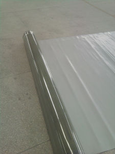 Self-Adhesive Waterproofing Material for Roofings Used as Building Material
