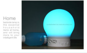 LED Light Wireless Bletooth Speaker Lamp pictures & photos