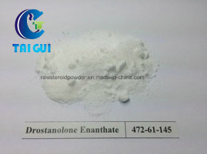Drolban Pharmaceutical Steroids Drostanolone Enanthate C27h44o3 pictures & photos