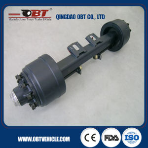 Semi-Trailer Parts / Trucktrailer Axle / Trailer Axels pictures & photos
