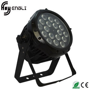 New 18*10W Waterproof IP65 DMX LED PAR Light for Dyeing pictures & photos