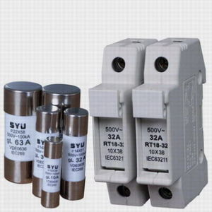 IEC Cylindrical Fuses & Fuse Holders