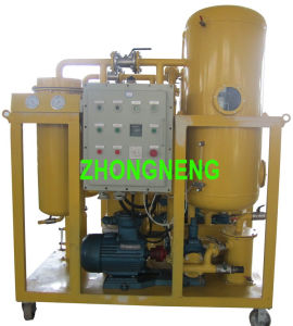 Zhongneng Turbine Oil Purifier, Vacuum Hydraulic Oil Purification pictures & photos