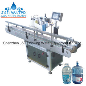 Automatic Self-Adhesive Paper Labeling Machine for Jar Bottle and Barrel pictures & photos
