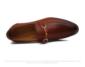 Fashion Trending Italian Design Men Shoes Genuine Leather, Formal Bussiness Dress Shoes Breathable pictures & photos