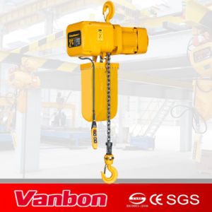 Boat Application Electric Chain Hoist pictures & photos
