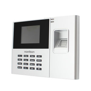 Easy to Operate 2.8 Inch TFT Screen USB Fingerprint Time Attendance for Access Control pictures & photos