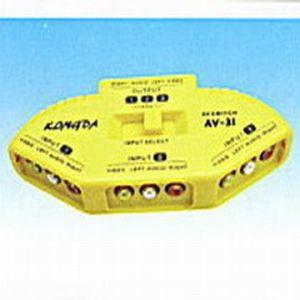Audio Video Switch AV Switch AV Selector (ZH0243)