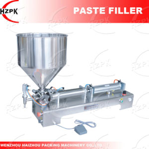 Single Head Paste Filling Machine/Paste Filler From China pictures & photos