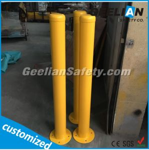 Australia & New Zealand Standard Strong and Durable Stainless Steel Bollard Barrier/ Powder Coated Metal Traffic Security Bollards pictures & photos