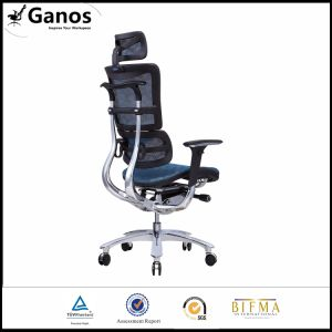Hot Sell Fashionable New Style Recline Real Office Leather Chair pictures & photos