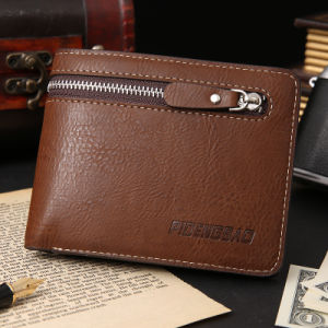 2017 New Fashion Lady Wallet Three Leaves Three Fold Short Wallet Multi-Functional Wallet Card Package pictures & photos