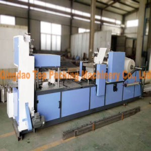 Napkin Paper Packing Printed Towel Making Machine pictures & photos
