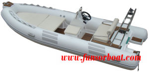 Funsor Rigid Inflatable Boat (4.8m, 1.2mmPVC) pictures & photos