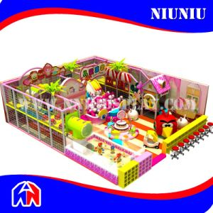 Newest Design Comercial Soft Indoor Playground for Kids pictures & photos