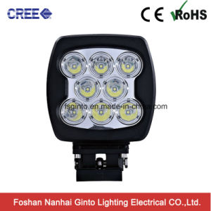 80W 5.5inch CREE LED Work Light for Heavy Equipment (GT1025-80W) pictures & photos