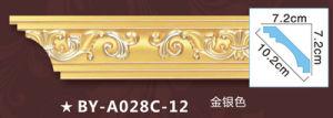 Hot Pure Simple Desgain PU Cornice for Top Ceiling Decoration pictures & photos