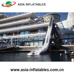 Inflatable Yacht Slide/Cruiser Slide/Customized Inflatable Slides for Yacht pictures & photos