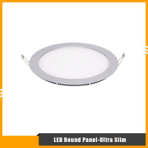 18W Ultra Thin Round LED Ceiling Panel Light