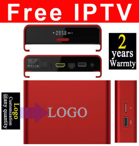 Custom Made Free IPTV Android5.1/Android6.0 Marshmallow TV Box S912 Octa Core T95upro-2GB/16GB pictures & photos