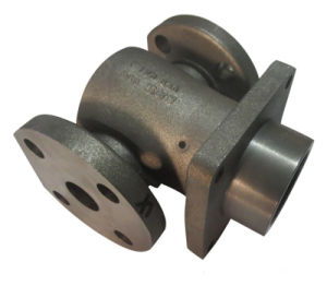 Ductile Cast Iron Sand Casting for Machinery Parts pictures & photos