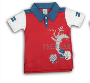 Zaxwear Summer Bamboo Viscose Boy T-Shirt for Wholesale pictures & photos