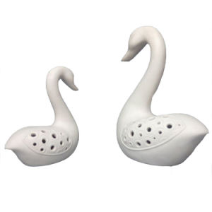 Porcelain Swan as Wedding Favors and Gift pictures & photos