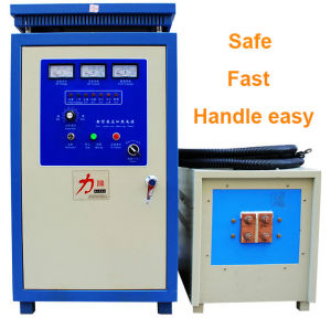 Newly IGBT High Frequency Induction Brazing Machine pictures & photos