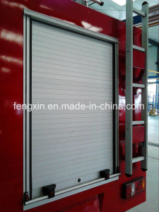 Fire-Fighting Emergency Truck Aluminum Alloy Roll up Door Rolling Shutter pictures & photos