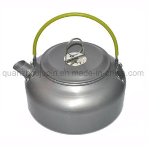 OEM Auminum Alloy Outdoor Camping Tea Water Kettle pictures & photos