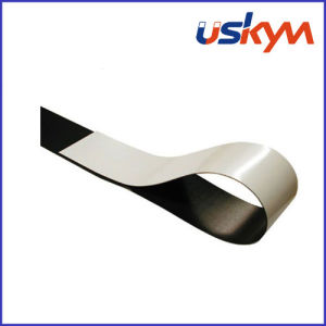 Extruded Flexible Magnetic Strip with Adheive Rubber Magnet / Magnetic Tap pictures & photos