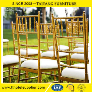 Tiffany Dining Stacking Metal Chiavari Chair, Dining Room Chair, Wedding Event Chair pictures & photos