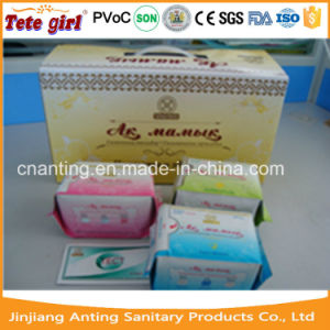 Sanitary Napkin Manufacturer, Wholesale Sanitary Pad for Women, Negative Ion Sanitary Napkin pictures & photos