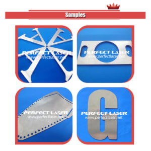CNC Sheet Metal Cutting Machine for Stainless Steel, Iron, Copper, Aluminum pictures & photos
