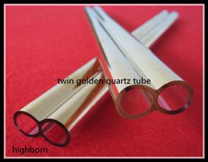 Standard Ends Quartz Glass Joint Tube pictures & photos