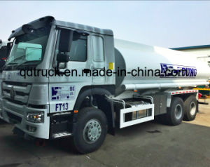 15-20cbm Sinotruk Special Truck for Water Tank Truck pictures & photos