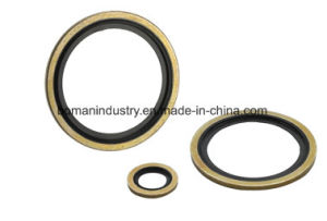 NBR Bonded Seal Metal Parts Self-Centering Bonded Seal pictures & photos
