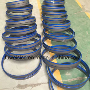 27 X 0.9mm 4/6tpi M51 Bimetal Band Saw Blade for Metal Pipe or Profile Cutting. pictures & photos